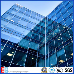 Insulated Glass/ Hollow Glass/ Double Glazing Glass with Clear or Tinted Reflective Tempered, Laminated, Low E, for Window Building pictures & photos
