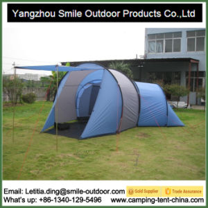 Waterproof Family 3 Room Camping Large Roof Top Tent pictures & photos