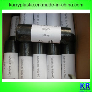 HDPE Star Seal Garbage Bags pictures & photos