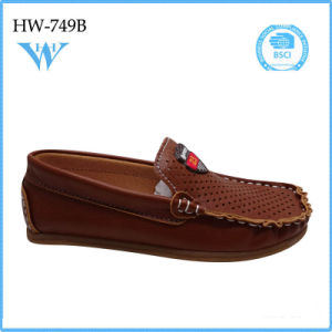 High Quality Fashion New Model High Casual Shoes for Child pictures & photos
