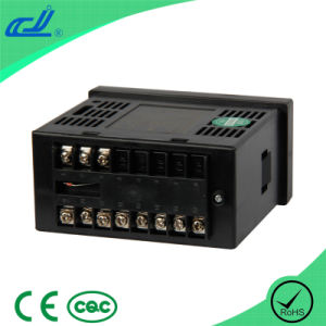 Cj Intelligence Dual Row 3-LED Display Digital Temperature Controller (XMTF-618) pictures & photos