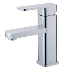High Quality Bathroom Basin Copper Faucet (NJ-0054) pictures & photos