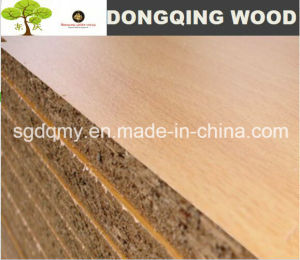 Melamine Paper Faced MDF&Particle Board with Best Price pictures & photos