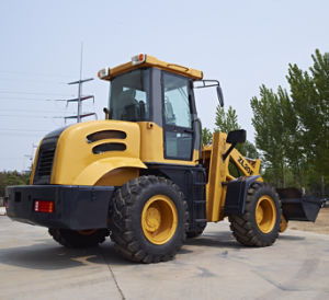Hot Sale 2.0ton Front Hydraulic Mini Loader Zl20f pictures & photos