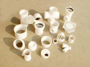 "High Quality PVC Pipe Fittings for Suppling Water (1/2""-4"") pictures & photos"