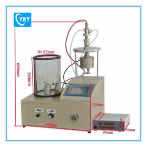 High Power DC Magnetron Sputtering Coater W Rotary Stage & Water Chiller - Vtc-16-Sm pictures & photos