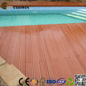 Blcony Boards Teak Timber WPC Decking (TW-02) pictures & photos