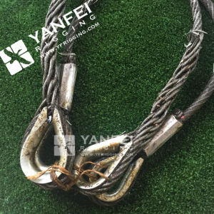 Wire Rope Sling for Wire Rope pictures & photos