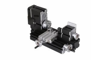 Big Power Eletroplated Mini Metal Lathe (TZ20002MP)