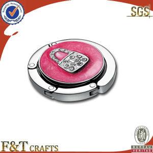 Custom Foldable Purse Bag Hanger (FTBH1018H) pictures & photos