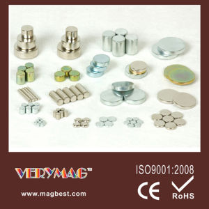 NdFeB Magnet / Permanent Strong Disc Neodymium Magnet
