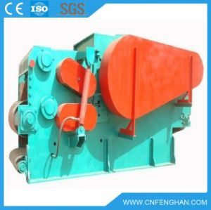 Ly-315 5-8 T/H Drum Type Wood Chipper / Wood Chips Making Machine Ce Approved pictures & photos