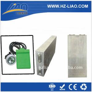 3.2V 8ah Lithium Ion Battery for Headlamp / Miner′s Lamp / Emergency Light (LAF3.2V/8AH)