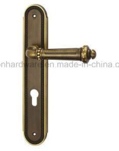 High Quality Solid Brass Door Handle 825 pictures & photos