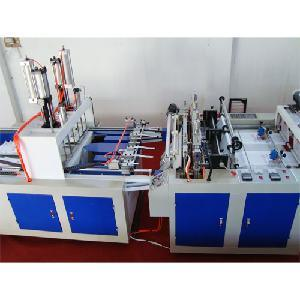 High Speed Hot Cutting Bag Machine