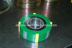 316ss Asme Spiral Wound Gasket (SWG) --RS1-Cgi with Outer and Inner Ring pictures & photos