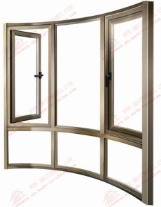 High-Class Aluminium Arched Side-Hung Window (BHA-CWA19) pictures & photos
