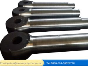 Customized Made Hard Chrome Plated Rod Hydraulic Cylinder Piston Rod pictures & photos