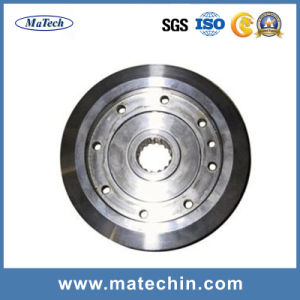 China Supplies OEM High Performence Steel Casting for Small Flywheel pictures & photos