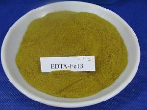 Fe Dtpa 11% Yellow Powder pictures & photos