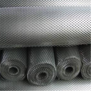 2mm Galvanized Expanded Metal Factory pictures & photos