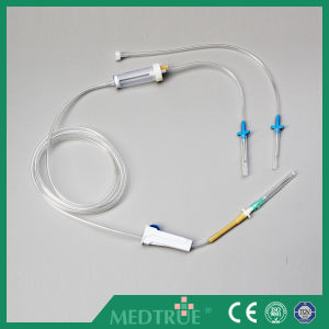 CE/ISO Approved Hot Sale Disposable Infusion Set (MT58001207) pictures & photos