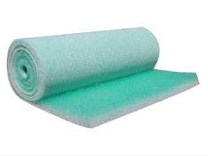 Floor Filter Paint Stop Glass Fibre Filter Rolls pictures & photos