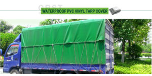 High Quality PVC Coated Tarpaulin for Cargo Cover pictures & photos