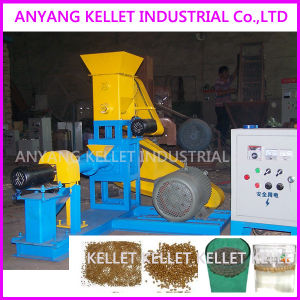Factory Price for Floating Ornamental Fish Feed Making Machine