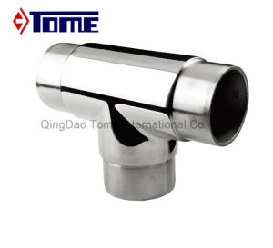 Stainless Steel 90 Degree Equal Tee pictures & photos