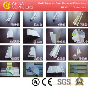PVC Siding Plate/Panel/Board Production Line pictures & photos