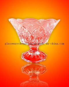 Crystal Ice Cream Glass Bowl (ICG-HG01) pictures & photos