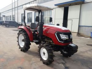 Agriculture Machines 30HP Mini Tractor Four Wheel pictures & photos