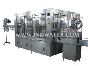 Bottle Carbonated Liquid Washing Filling Capping Equipment pictures & photos