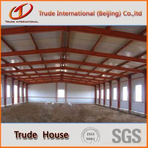 H Steel Modular/Mobile/Prefab/Prefabricated Warehouse Building pictures & photos