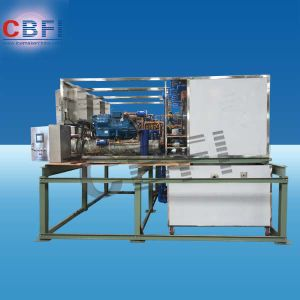 Cbfi SGS Certification Food Processing Industrial Chiller (VDS80) pictures & photos