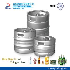 Stainless Steel Keg for Fresh Beer (10L-2)