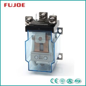 Jqx-60f Big Power Relay 60 Ampere Power Relay DC220V pictures & photos
