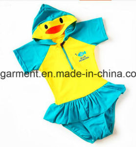 Kids Boy Swimming Suit. Animal Cartoon Printed Jumpsuit Swimming Wear pictures & photos