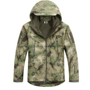 High Quality Military Softshell Jacket pictures & photos