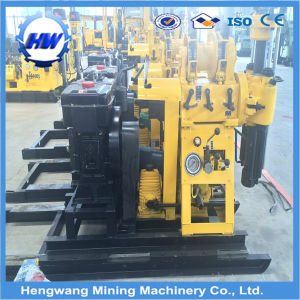 Hydraulic Control Water Well Drilling Machine (HWG-230) pictures & photos