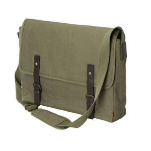 Canvas Messenger Bags Shoulder Bags for Laptop pictures & photos