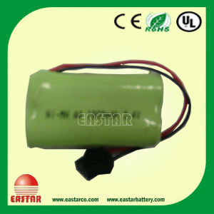 Ni-MH 2.4V Cordless Phone Battery pictures & photos