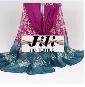 Polyester/High Quality /Scarf/Voile Fabric