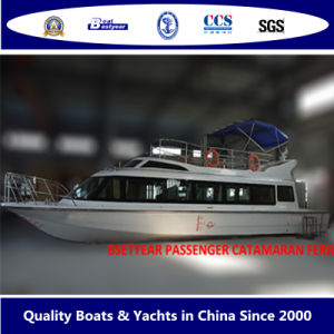 Passenger Catamaran Ferry for 60 to 80 Passengers pictures & photos