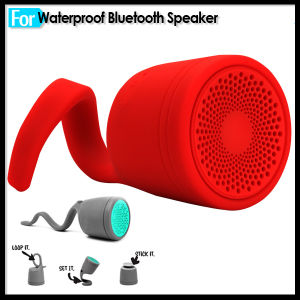 Tadpole Mini Portable Outdoor Shower Room Bluetooth Waterproof Speaker pictures & photos