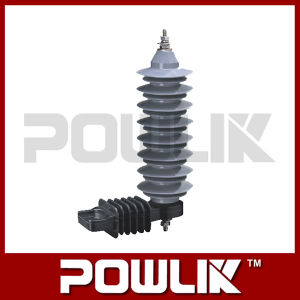 24kv Zinc Oxide Surge Arrester pictures & photos