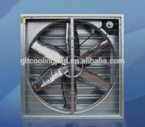 AC Electrical Industrial Wall-Mounted Exhaust Fan pictures & photos