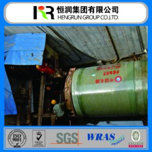 Fiberglass Reinforced Plastic Pipe (GRP Jacking Pipe) pictures & photos