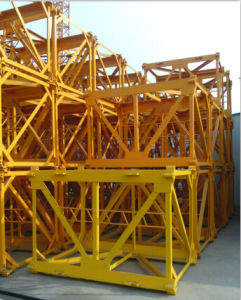 Hot Sale China Tower Crane Mast Section pictures & photos